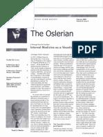 Oslerian February 2008