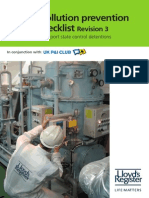 PSC Pocket Checklist MARPOL 0913 Web