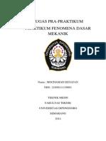 Cover Tugas Pra