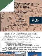 INICIO A LA CONTRUCCIÓN CON TIERRA I