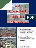 Estatuto Da Cidade e Uso Do Solo 2014.1