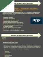 Historia de La Ingenieria