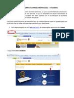 MANUAL USO CORREO ELECTRÓNICO INSTITUCIONAL