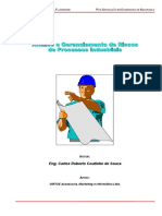 Analise e Gerenciamento de Riscos de Processos Industriais