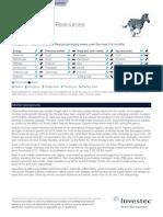Investec Commodities Resources Indicator 2014 02