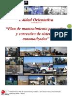 Plan Mantenimiento Plc