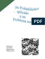 Principio Probabilístico Aplicado a un Problema Real