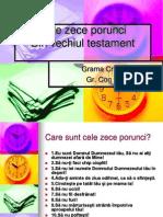 Cele Zece Porunci