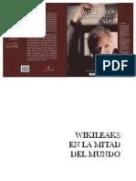 Libro Wikileaks en La Mitad Del-mundo_Orlando-Perez