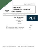 Tamil Nadu Regulation of Jallikattu Act, 2009 - Naresh Kadyan