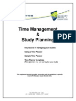 12 Time Management