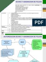 PROCEDIMIENTO PARA LA EMISIÓN DE RECETAS CUANTIFICADAS(1)(1)