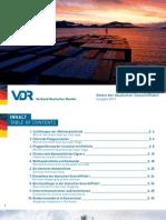 VDR-Daten Fakten 2013