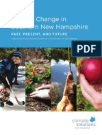 Climate Change in Southern New Hampshire