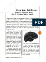 Grow Your Brain