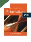 Die höchsten Prioritäten - Zac Poonen