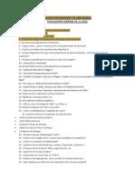 Cuestionario de Papelucho Historiador