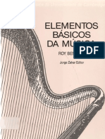 Elementos Básicos da Música - Cadernos de Música da Universidade de Cambridge