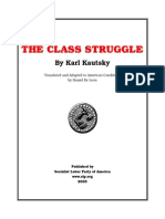 The Class Struggle_karl Kautsky