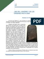 1. Origenes El Judaismo