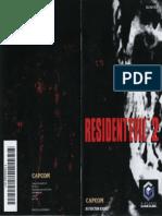 Resident Evil 2 - Manual - GC 64