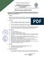 Directiva No 003-2014 Dir Encargatura de Iiee