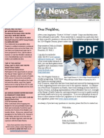 District 24 News - February 2014