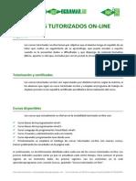 Catalogo Cursos tutorizados on line aprenderaprogramar com.pdf