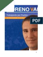 Moreno Valle Discurso Tercer Informe 2009