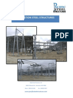 Substation Structure Catalog