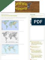 Recursos de Geografía e Historia_ ATLAS_ colección de mapas mudos imprimibles