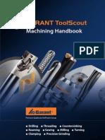 2013 Garant Machining Handbook