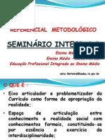 RESUMO E SÍNTESE SEMINARIO E AVALIACAO DO E. M. POLITÉCNICO