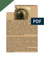 El Misterio de Los Tuneles de Chile