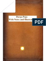 Durga Puja With Notes and Illustrations