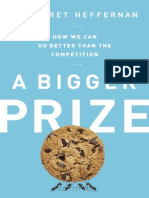 A Bigger Prize by Margaret Heffernan