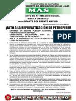 Boletin de Prensa N 07