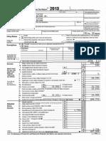 Biden Taxes - 2013