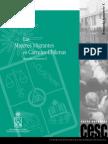Mujer migrante en cárceles chilenas