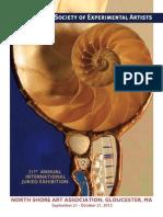 ISEA Exhibit Catalog 2012