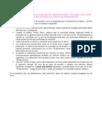 plan de evaluación Sistemas de Gestión