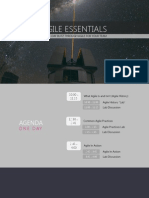 Agile Essentials
