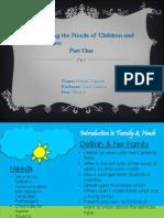 Meeting Needs of Children & Families Part 1
