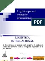 Logistica Para Comercio Internacional