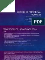 Derecho Procesal Romano