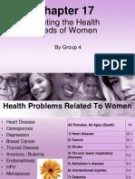 Community Nursing Womens Health Needs Powerpoint ppt