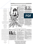 Imprint - May 18, 2007 - Opinion (pg 7,8)