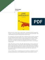 Analisis Libro Cain-jose Saramago