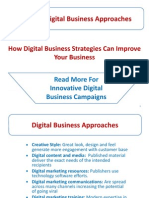 Why a Business Needs Digital Marketing