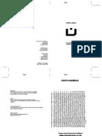 Uplink Bob Code Card